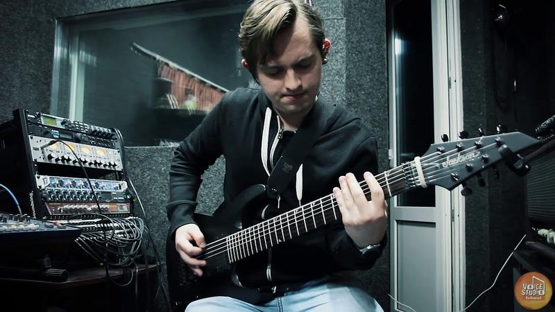 Дмитрий Федосеев - преподаватель по классу электро гитара. Voice-Studio School