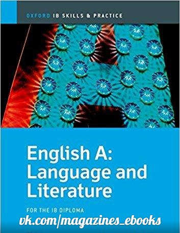 CULTURES AND LANGUAGES: IB English A: Language and