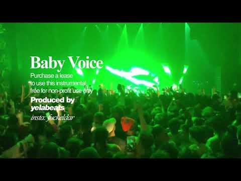 *FREE* Playboi Carti x Pi'erre Bourne type beat Baby Voice (prod. yela beats) | 2019 Instrumental
