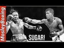 Sugar Ray Robinson - The GREATEST - Knockout Highlights - The Greatest P4P