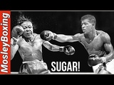 Sugar Ray Robinson - The GREATEST - Knockout Highlights - The Greatest P4P!!!