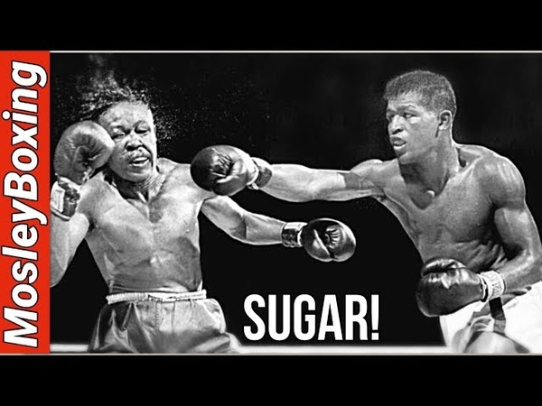 Sugar Ray Robinson The GREATEST Knockout Highlights The Greatest P4P