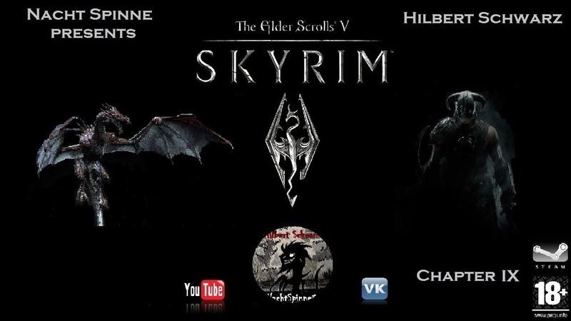 Skyrim - Часть 9: Знакомство с Эсберном, Нападение Дракона на Ривервуд, Дорога в Небесную Гавань.