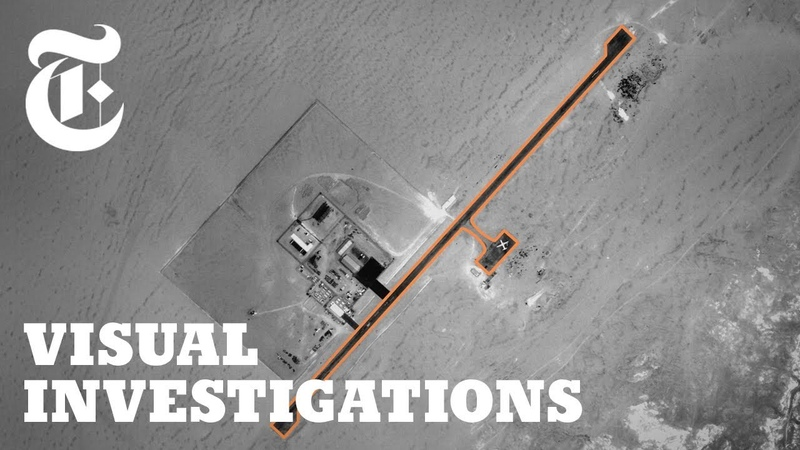 How a C.I.A. Drone Base Grew in Niger's Desert | NYT - Visual Investigations