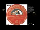 Historical song Leonid SOBINOW tenor Opera WERTHER VTS 01 1