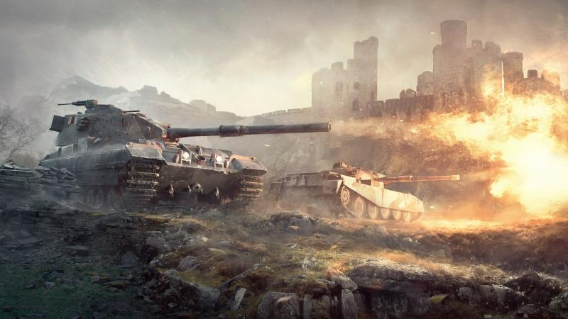 World of Tanks 2 Ракуем побеждаем выполняем ЛБЗ