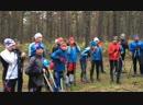 В Кемерово все ждут снега, на лыжной базе в сосновом бору.