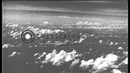 Formation B-29 bombers of US Air Force on a mission to Truk, Caroline Islands, Stock Footage
