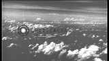 Formation B-29 bombers of US Air Force on a mission to Truk, Caroline Islands, du...HD Stock Footage