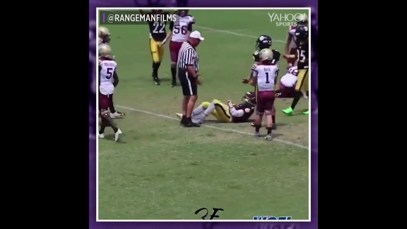 Yahoo Sports - Ref Tackle