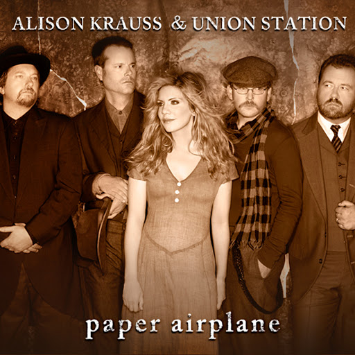 Alison Krauss альбом Paper Airplane (International Touring Edition)