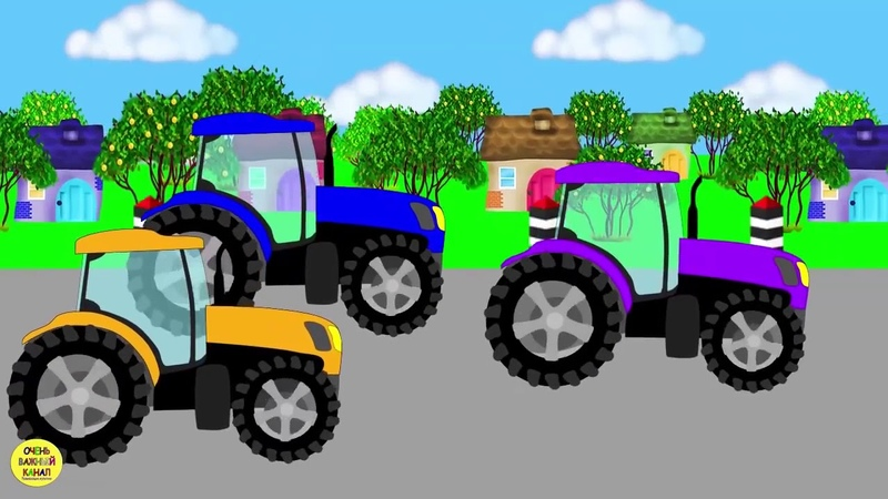 Развивающие мультики для маленьких Развивающий мультфильм для детей 1