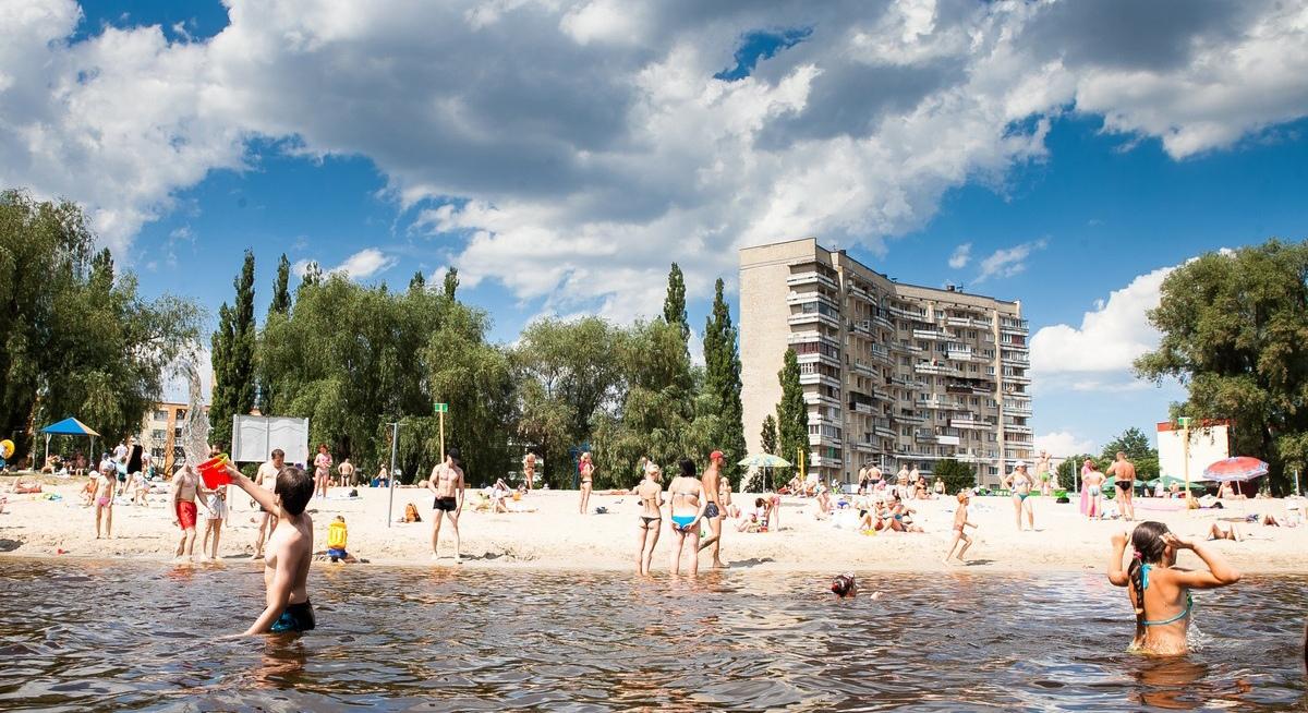"""Ограничено купание детей на пляжах зоны отдыха «Красный Двор» и на """"гребном"""". А где можно?"""