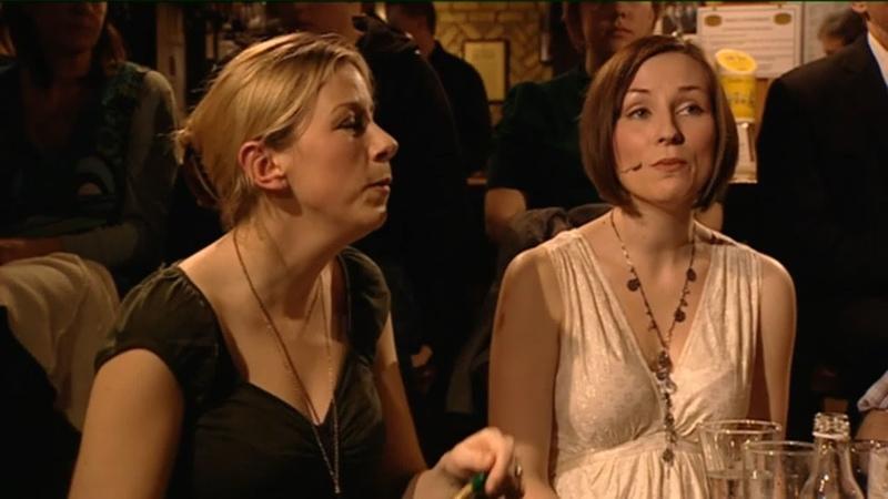 Julie Fowlis Muireann Nic Amhlaoibh Hollywood Inn Geantraí 2003