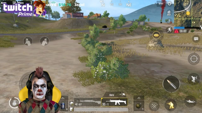 PUBG MOBILE BATTLEGROUND Читы Hack Kill with 1 shot Aim Endless ammo Fast shooting Speedhack