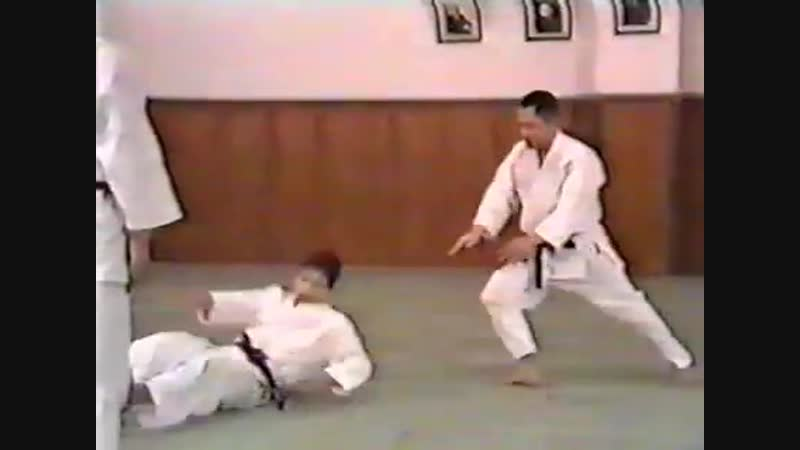 Gozo Shioda Sensei Yoshinkan Aikido - Demonstration of most advanced techniques.