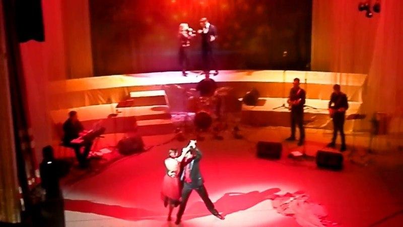 16 «Оmare etu» сл. Э. Грананьело муз. Д. Понтес Исп. Алексей Гребенюков и Мария Набокова