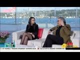 Tuvana Türkay Siyah Çorap Frikik - YouTube