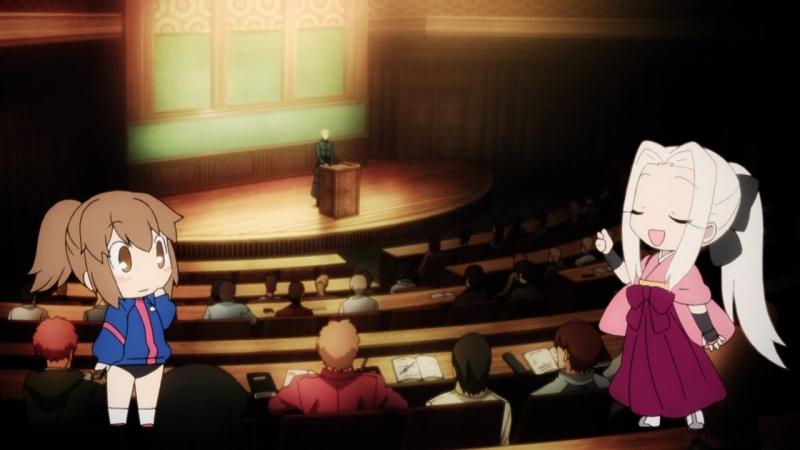 Fate/Zero: Onegai! Einzbern Soudanshitsu SP Extra 02 [BD 720p; AVC_AAC; RAW]