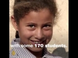 This village school in Palestine will start the new term six weeks early in defiance to Israels demolition plan
