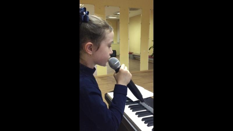 Звукоград Ляйсан Галимзанова учим новую песню