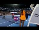 Стивенс объясняет Павлюченковой как выигрывать шлемы Betting good tennis