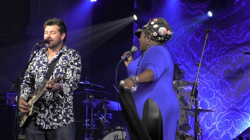 TAB BENOIT - Bring It On Home To Me Pro Jam Big Blues Bender 2015