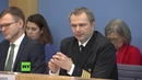 Technisches Versagen der Kanzlermaschine Streit zwischen Bundeswehr und Lufthansa um Schuldfrage
