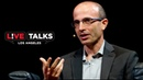 Yuval Noah Harari in conversation with Terrence McNally at Live Talks Los Angeles