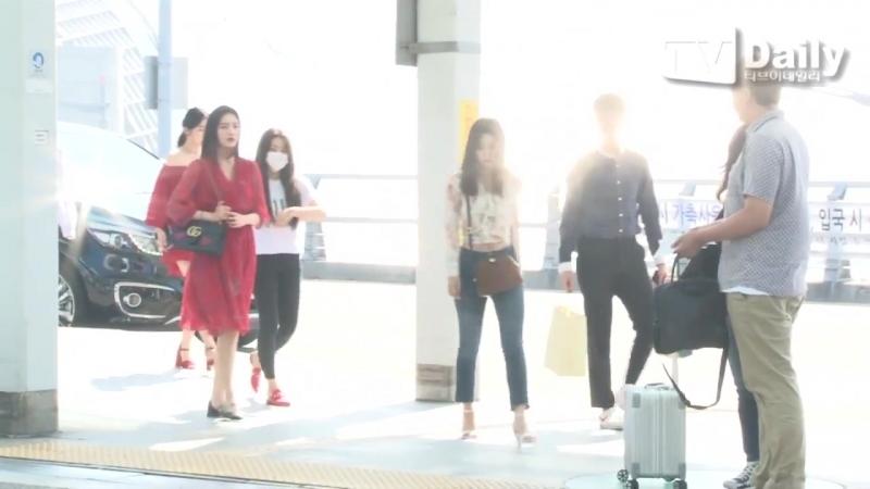 [TD영상] 레드벨벳(Red Velvet) 햇살보다 더 눈부신 비주얼
