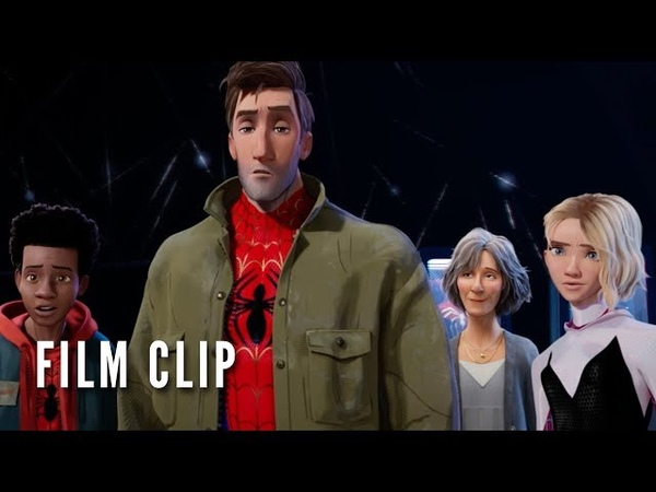 SPIDER-MAN: INTO THE SPIDER-VERSE Clip - Other Spider People