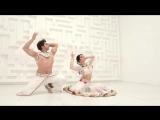 Kathak Fusion dance by Svetlana Tulasi Kumar Sharma Tera Chehra by Adnan Sami