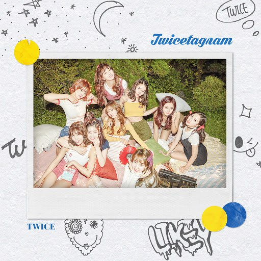 Twice альбом twicetagram