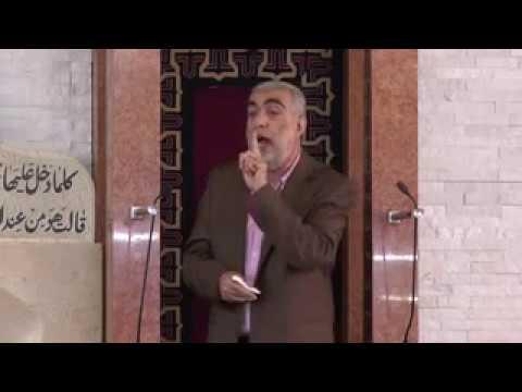 الشيخ / كمال خطيب : القدس إسلامية وهي عاصمة ا160