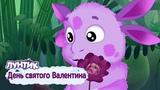 14 февраля ❤️ День святого Валентина ❤️ Лунтик ❤️ Сборник мультфильмов 2019
