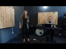 Jazz duo SWIFT DREAMS Autumn in New York Kseniya Strizh and Andrey Antonov