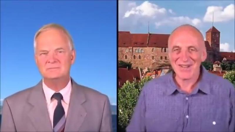 Wieder im BRiD Gulag - Freiheit für Gerhard Ittner