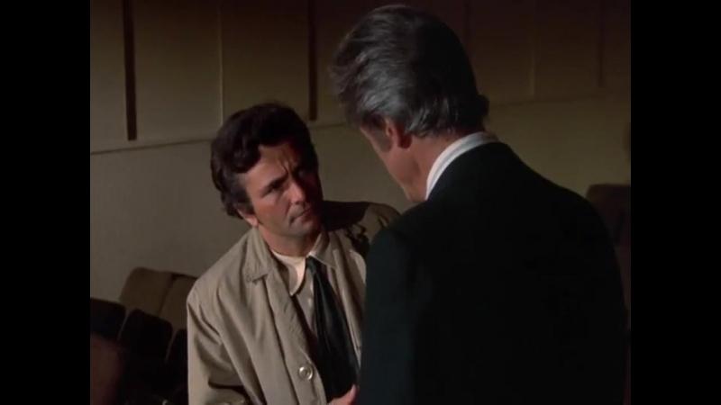 «Коломбо. Коломбо теряет терпение» (1973) - детектив, реж. Ричард Куайн