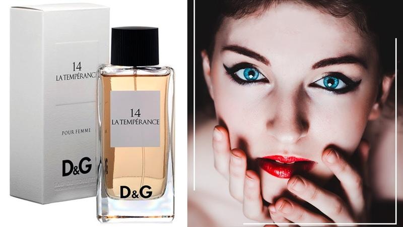 Dolce and Gabbana 14 La Temperance Дольче и Габбана 14 ла Темперанс обзоры и отзывы о духах
