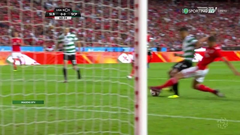 Лиссабонское дерби Бенфика Спортинг обзор от SportingTV
