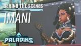 Paladins - Behind the Scenes - Imani, The Last Warder