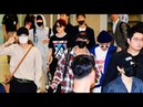 180523 BTS Safely Arrived At ICN Airport Korea From BBMAs Las Vegas