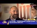 Halit Ergenc Berguzar Korel Star tv 14 2 2016