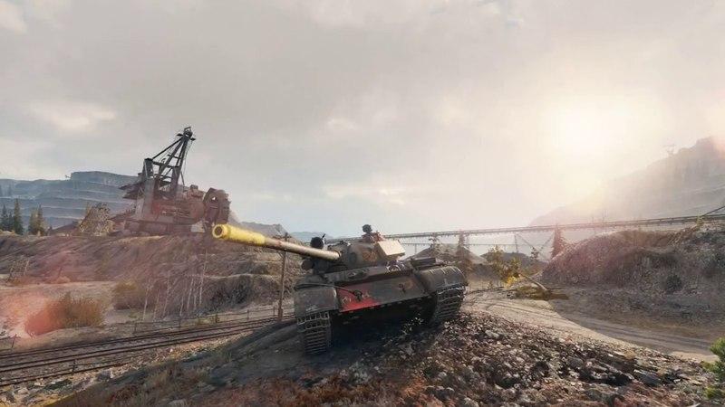 Т 55А Стоит ли потеть?