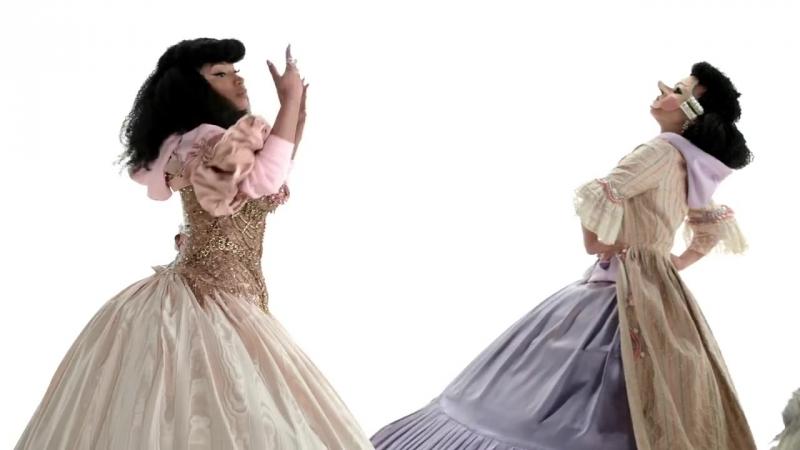 Nicki Minaj - Barbie Tingz (новый клип 2018 Ники Минадж Никки минаж)