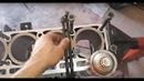 Сборка 402 двигателя головка гильзы Продолжаю капремонт