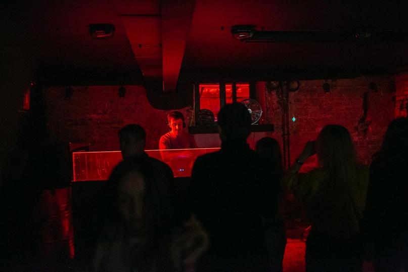 Вечеринка в баре Друзья
