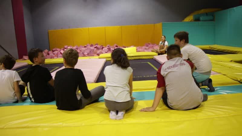 детская школа акробатики FLIP FLY