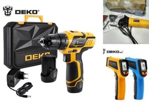 Магазин инструментов Deko с хорошими отзывами
