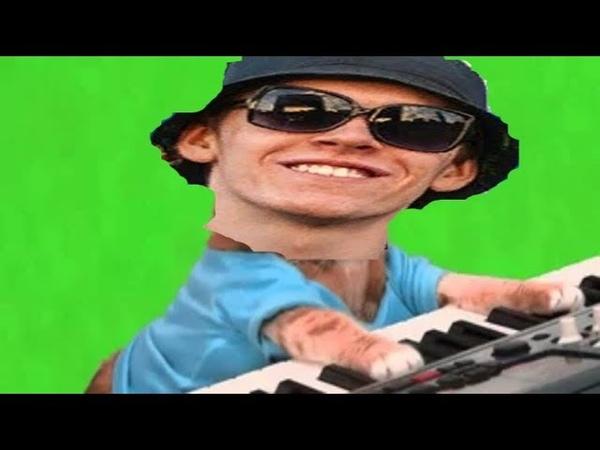 🔥🔥 BIG BABY TAPE GIMME THE LOOT Feat Keyboard Cat Orange Shirt Kid